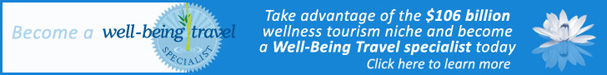 Well-Being Travel Specialist Program