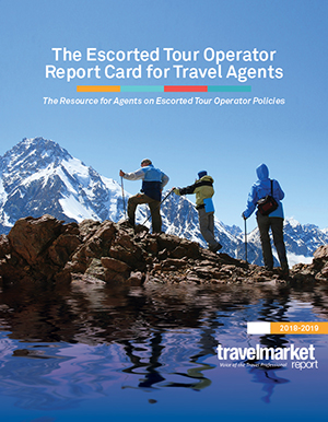 The Escorted Tour Operator Report Card